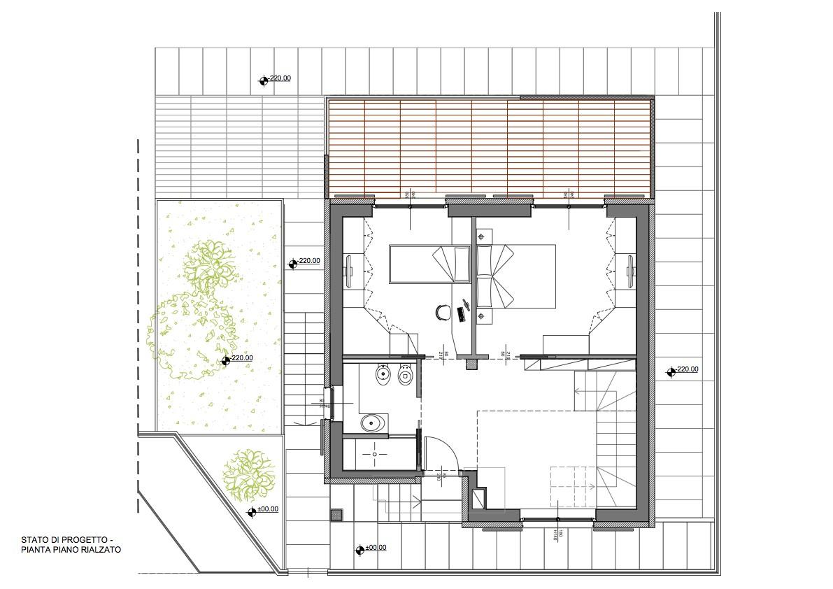 Casa 60 Mq Pianta studioloarchitetti - blog - ristrutturazione di una villetta